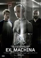 Ex Machina - Canadian Movie Poster (xs thumbnail)