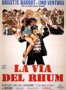 Boulevard du rhum - Italian Movie Poster (xs thumbnail)