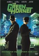 The Green Hornet - DVD cover (xs thumbnail)
