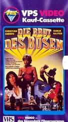 Die Brut des Bösen - German VHS movie cover (xs thumbnail)