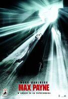 Max Payne - Polish Movie Poster (xs thumbnail)