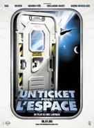 Un ticket pour l'espace - French poster (xs thumbnail)
