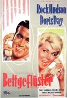 Pillow Talk - German Movie Poster (xs thumbnail)