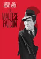 The Maltese Falcon - DVD cover (xs thumbnail)