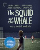 The Squid and the Whale - Blu-Ray movie cover (xs thumbnail)