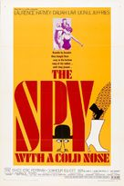 The Spy with a Cold Nose - Movie Poster (xs thumbnail)