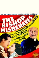 The Bishop Misbehaves - Movie Poster (xs thumbnail)