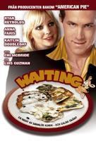 Waiting - Swedish DVD movie cover (xs thumbnail)
