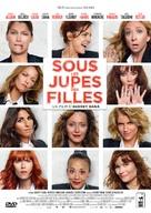 Sous les jupes des filles - French DVD cover (xs thumbnail)