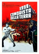 Conquest of the Planet of the Apes - Italian Movie Poster (xs thumbnail)