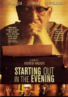 Starting Out in the Evening - poster (xs thumbnail)