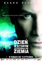 The Day the Earth Stood Still - Polish Movie Poster (xs thumbnail)