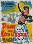 Vita da cani - French Movie Poster (xs thumbnail)