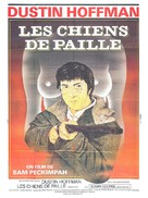 Straw Dogs - French Movie Poster (xs thumbnail)