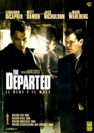 The Departed - Italian Movie Cover (xs thumbnail)