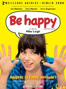 Happy-Go-Lucky - French Movie Poster (xs thumbnail)