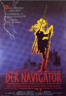 The Navigator: A Mediaeval Odyssey - German Movie Poster (xs thumbnail)