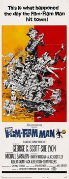 The Flim-Flam Man - Movie Poster (xs thumbnail)