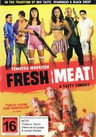 Fresh Meat - New Zealand DVD cover (xs thumbnail)