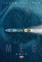 The Meg - Advance movie poster (xs thumbnail)