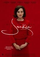Jackie - Czech Movie Poster (xs thumbnail)