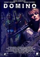 Domino - Dutch Movie Poster (xs thumbnail)