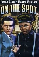 On the Spot - DVD cover (xs thumbnail)