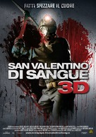 My Bloody Valentine - Italian Movie Poster (xs thumbnail)