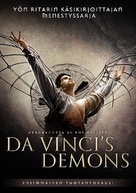 """Da Vinci's Demons"" - Finnish DVD cover (xs thumbnail)"
