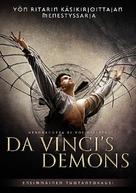 """Da Vinci's Demons"" - Finnish DVD movie cover (xs thumbnail)"