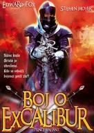 Prince Valiant - Czech DVD movie cover (xs thumbnail)