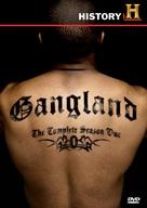 """Gangland"" - DVD movie cover (xs thumbnail)"