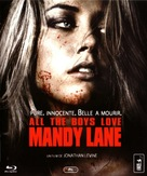 All the Boys Love Mandy Lane - French Blu-Ray movie cover (xs thumbnail)