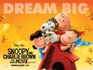 The Peanuts Movie - British Movie Poster (xs thumbnail)