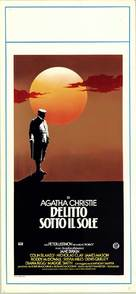 Evil Under the Sun - Italian Movie Poster (xs thumbnail)