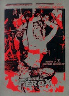 Cannibal ferox - Austrian Movie Poster (xs thumbnail)