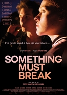Nånting måste gå sönder - German Movie Poster (xs thumbnail)