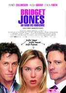 Bridget Jones: The Edge of Reason - German Movie Poster (xs thumbnail)
