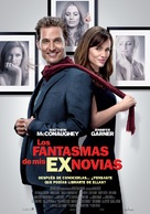 Ghosts of Girlfriends Past - Spanish Movie Poster (xs thumbnail)