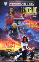 """Renegade"" - Polish VHS movie cover (xs thumbnail)"