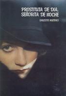 Violette Noziére - Spanish Movie Poster (xs thumbnail)