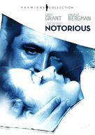 Notorious - DVD cover (xs thumbnail)