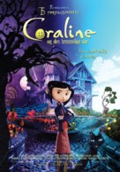 Coraline - Norwegian Movie Poster (xs thumbnail)