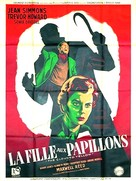 The Clouded Yellow - French Movie Poster (xs thumbnail)