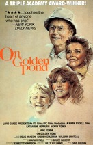 On Golden Pond - Movie Poster (xs thumbnail)