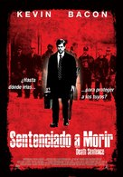 Death Sentence - Colombian Movie Poster (xs thumbnail)