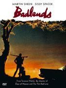 Badlands - DVD cover (xs thumbnail)