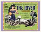 The River - Movie Poster (xs thumbnail)