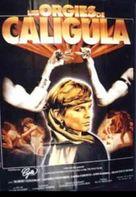 Roma. L'antica chiave dei sensi - French Movie Poster (xs thumbnail)