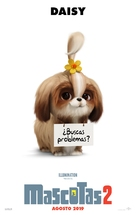 The Secret Life of Pets 2 - Spanish Movie Poster (xs thumbnail)